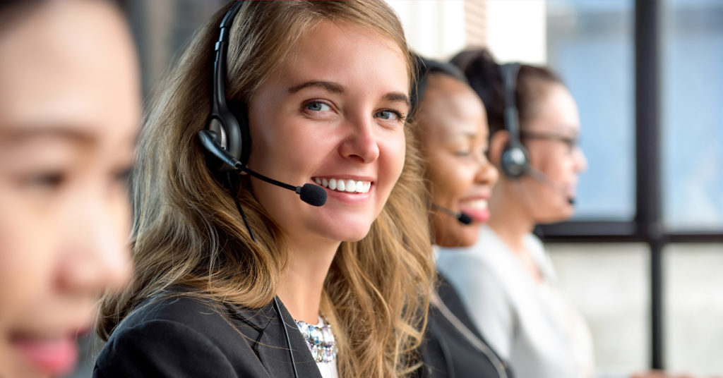 Pharma sales rep happy talking to physicians with sales team remotely